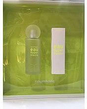 Парфюми, Парфюмерия, козметика Courreges Eau Hyper Fraiche - Комплект тоалетна вода (edt/90ml + edt/20ml)
