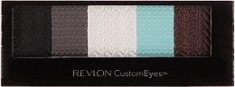 Парфюмерия и Козметика Палитра сенки за очи - Revlon Cosmetics Custom Eyes Shadow & Liner