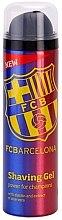 Парфюми, Парфюмерия, козметика Гел за бръснене - EP Line FC Barcelona