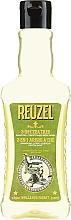 Парфюмерия и Козметика Универсален шампоан 3в1 - Reuzel Tea Tree Shampoo Conditioner And Body Wash