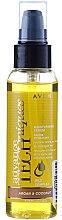 Парфюмерия и Козметика Възстановяващ серум за коса с араганово и кокосово масло - Avon Advance Techniques Moisturising Serum