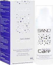 Парфюмерия и Козметика Крем против бръчки за комбинирана кожа - Bandi Professional Anti-aging Cream For Combination Skin
