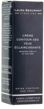 Парфюмерия и Козметика Избелващ крем за околоочен контур - Laura Beaumont Whitening Eye Contour Crem