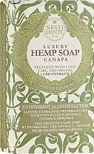 Парфюмерия и Козметика Сапун с екстракт от коноп - Nesti Dante Luxury Hemp Soap