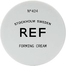 Парфюмерия и Козметика Оформящ крем-восък за коса - REF Forming Cream
