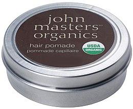 Парфюмерия и Козметика Подхранваща и изглаждаща помада за суха и непокорна коса - John Masters Organics Hair Pomade