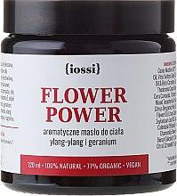 Парфюмерия и Козметика Хидратиращо масло за тяло - Iossi Regenerating Body Butter