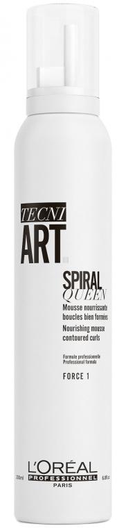 Моделиращ мус за къдрици - L'Oreal Professionnel Tecni.Art Spiral Queen