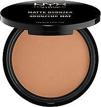 Парфюми, Парфюмерия, козметика Бронзираща матова пудра - NYX Professional Makeup Matte Bronzer