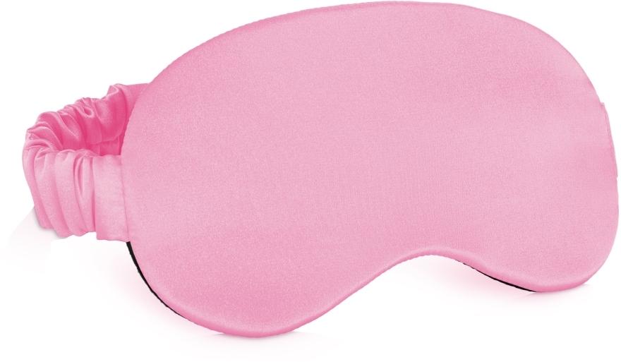 """Маска за сън, розова """"Soft Touch"""" - MakeUp"""