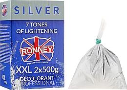 Парфюмерия и Козметика Изсветляваща пудра до 7 тона - Ronney Dust Free Bleaching Powder Classic