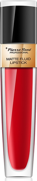 Матово течно червило - Pierre Rene Matte Fluid Lipstick