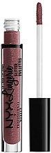 Парфюми, Парфюмерия, козметика Гланц за устни - NYX Professional Makeup Lip Lingerie Glitter Lip Gloss
