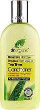 Парфюми, Парфюмерия, козметика Балсам за коса с екстракт от чаено дърво - Dr. Organic Tea Tree Conditioner