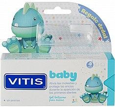 Парфюмерия и Козметика Детски гел-мехлем за венци - Dentaid Vitis Baby