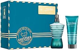 Парфюмерия и Козметика Jean Paul Gaultier Le Male - Комплект (тоал. вода/75ml + душ гел/75ml)