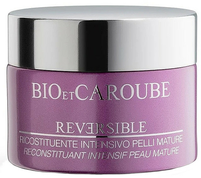 Интензивно възстановяваща терапия за зряла кожа - Bio et Caroube Reversible Intensive Restorative Treatment For Mature Skin — снимка N1