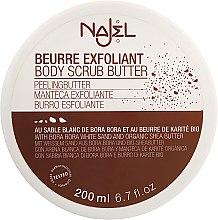 Парфюми, Парфюмерия, козметика Пилинг за тяло 2в1 - Najel Peeling Beurre Exfoliant Body Scrub Butter