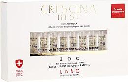 Парфюми, Парфюмерия, козметика Терапия за възстановяване на растежа на косата при мъже 200 - Crescina Re-Growth Anti-Hair Loss Complete Treatment 200 Man