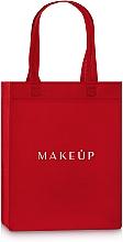 "Парфюмерия и Козметика Шопър чанта, бордо ""Springfield"" - MakeUp Eco Friendly Tote Bag"