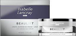 Парфюми, Парфюмерия, козметика Дневен крем против бръчки - Isabelle Lancray Beaulift Anti Wrinkle Day Cream