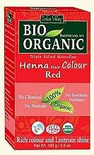 Парфюмерия и Козметика Боя за коса на озновата на къна - Henna Color