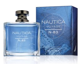 Парфюмерия и Козметика Nautica Voyage N-83 Nautica - Тоалетна вода