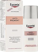 Парфюмерия и Козметика Нощен депигментиращ крем за лице - Eucerin Eucerin ANti-Pigment Night Cream