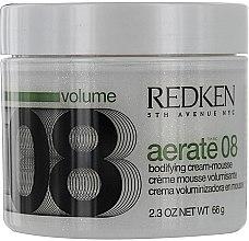 Парфюми, Парфюмерия, козметика Крем-мус за обем на косата - Redken Aerate 08 All Over Bodifying Cream Mousse
