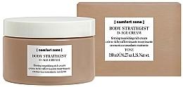 Парфюмерия и Козметика Укрепващ и хидратиращ крем за тяло - Comfort Zone Body Strategist D-Age Cream