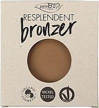 Парфюми, Парфюмерия, козметика Бронзант - PuroBio Cosmetics Resplendent Bronzer (пълнител)