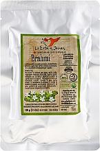 Парфюмерия и Козметика Натурален прах за коса от Брахми - Le Erbe di Janas Brahmi