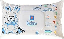 Парфюми, Парфюмерия, козметика Детски мокри кърпички - Biolane Baby Napkins