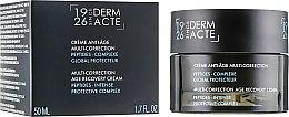 Парфюмерия и Козметика Мултикоригиращ възстановяващ крем за лице с пептиди и защитен комплекс - Academie Derm Acte Multi-Correction Age Recovery Cream
