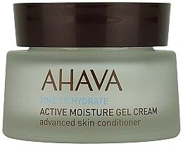Парфюмерия и Козметика Активно овлажняващ крем за лице - Ahava Time To Hydrate Active Moisture Gel Cream