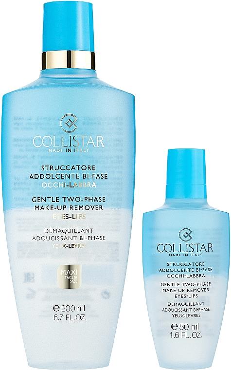 Лосион за почистване на грим - Collistar Gentle Two-Phase Make-Up Remover — снимка N5
