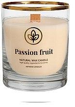 Парфюми, Парфюмерия, козметика Декоративна свещ в чаша, 8х9.5см - Artman Passion Fruit