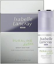 Парфюмерия и Козметика Серум за проблемна кожа - Isabelle Lancray Puraline Detox Pure Complexion Concentrate