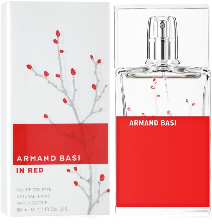 Armand Basi In Red - Тоалетна вода — снимка N2