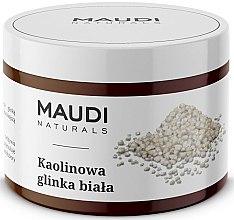 Парфюми, Парфюмерия, козметика Каолинова бяла глина за лице - Maudi