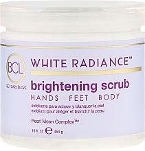 Парфюми, Парфюмерия, козметика Изсветляващ скраб - BCL SPA White Radiance Brightening Scrub