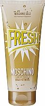 Парфюмерия и Козметика Moschino Gold Fresh Couture - Лосион за тяло