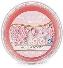 Парфюми, Парфюмерия, козметика Ароматен восък - Yankee Candle Snowflake Cookie Melt Cup