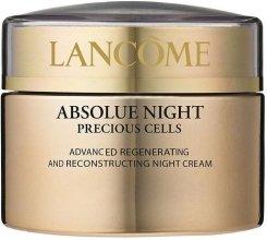 Парфюми, Парфюмерия, козметика Нощен крем за лице - Lancome Absolue Precious Cells Advanced Regenerating and Reconstructing Night Cream