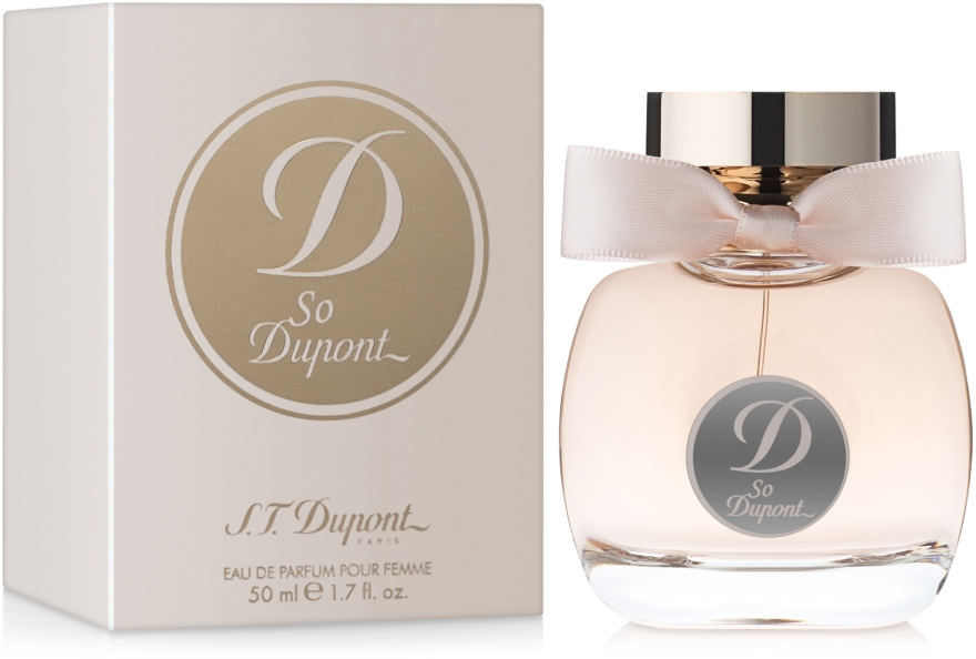 S.T. Dupont So Dupont Pour Femme - Парфюмна вода