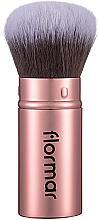 Парфюмерия и Козметика Четка за пудра - Flormar Portable Brush