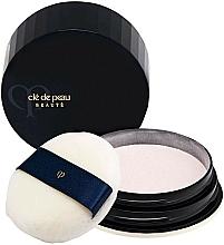 Парфюмерия и Козметика Насипна пудра с прозрачна текстура - Cle De Peau Beaute Translucent Loose Powder