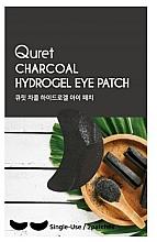Парфюмерия и Козметика Пачове за очи - Quret Charcoal Hydrogel Eye Patch
