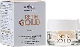 Парфюми, Парфюмерия, козметика Ретинолов концентрат в капсули - Farmona Professional Retin Gold Firming Dermocapsules 100% Retinol