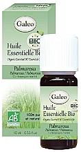 Парфюмерия и Козметика Органично етерично масло от палмароза - Galeo Organic Essential Oil Palmarosa